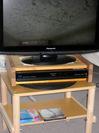 回転式手作りTV台;クリックすると大きな写真になります