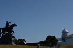 樫野崎灯台;クリックすると大きな写真になります