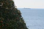 樫野崎から太平洋の眺望;クリックすると大きな写真になります