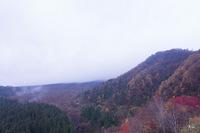 大山を見るスポット;クリックすると大きな写真になります。