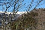 小屋の北側の眺望:クリックすると大きな写真になります