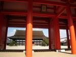 紫宸殿;クリックすると大きな写真になります。