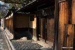 鴨神社近くのお屋敷