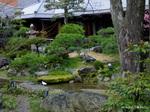 山縣有明も別荘にしていた:がんこ二条庭園;クリックすると大きな写真になります。