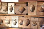 和菓子の木型:クリックすると大きな写真になります