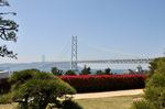 明石大橋;クリックすると大きな写真になります
