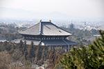 東大寺金堂;クリックすると大きな写真になります