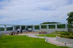 三国ヶ丘駅屋上公園;クリックすると大きな写真になります。