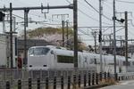 特急「くろしお」:阪和線;クリックすると大きな写真になります