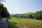松尾寺近くの谷戸;クリックすると大きな写真になります。