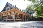 本堂と三天堂:松尾寺;クリックすると大きな写真になります。