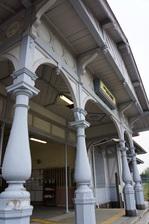 浜寺公園駅:南海電鉄本線;クリックすると大きな写真になります。