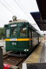阪堺電車浜寺公園駅