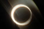 金環日食になったと思われる;クリックすると大きな写真になります