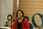 沖縄民謡「花」を歌う飯田宗雪