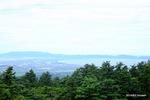 弓ヶ浜と宍道湖が見える:枡水原;クリックすると大きな写真になります。