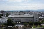 岸和田高校;クリックすると大きな写真になります。