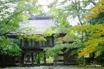 山門:高源寺;クリックすると大きな写真になります。