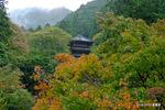 多宝塔:高源寺;クリックすると大きな写真になります。