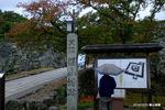 篠山城跡;クリックすると大きな写真になります。