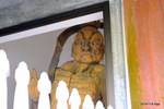金剛力士像、左:石龕寺(丹波);クリックすると大きな写真になります。