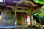 本堂:石龕寺(丹波);クリックすると大きな写真になります。