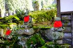お地蔵さん:高源寺(丹波);クリックすると大きな写真になります。