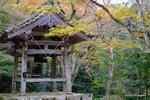 鐘楼あたり:高源寺(丹波);クリックすると大きな写真になります。