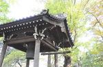 寛永寺鐘楼;クリックすると大きな写真になります