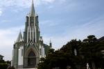 ザビエル記念教会;クリックすると大きな写真になります