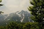 谷川岳;クリックすると大きな写真になります