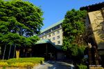 六甲山ホテル玄関