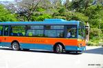六甲山上バス;クリックすると大きな写真になります。