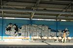 石川町駅の壁画:クリックすると大きな写真になります