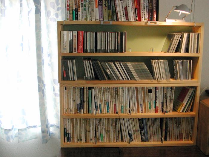 【日本製】【完成品】段違いコミック本棚 幅91cm高さ180cm