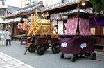 梛ノ宮神社のお祭り御輿;クリックすると大きな写真になります