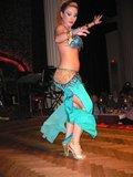 ディナー付きベリーダンスショー;クリックすると大きな写真になります