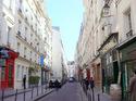 マレ地区の通り;クリックすると大きな写真になります。