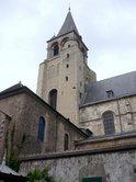 サンジェルマン・デ・フレ教会;クリックすると大きな写真になります。