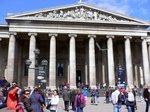 開館直後の大英博物館;クリックすると大きな写真になります。