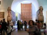 アッシリアの守護獣神像;クリックすると大きな写真になります。