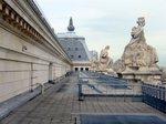 パリ・オランジェリー美術館の塔;クリックすると大きな写真になります。