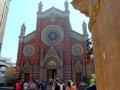 聖アントニオ・カトリック教会;クリックすると大きな写真になります