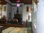 津和野教会の内部;クリックすると大きな写真になります