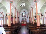 意匠をこらせた宝亀教会の内部:クリックすると大きな写真になります