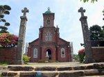 完成されたたたずまいの国重文・田平教会:クリックすると大きな写真になります