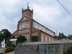 ロマネクス様式の黒島教会:クリックすると大きな写真になります