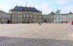 アメリエンボー宮殿;クリックすると大きな写真になります