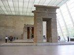 エジプト「デンドウール」の神殿;クリックすると大きな写真になります