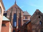 ロスキレ大聖堂;クリックすると大きな写真になります